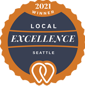 Seattle Web Design Agency Award